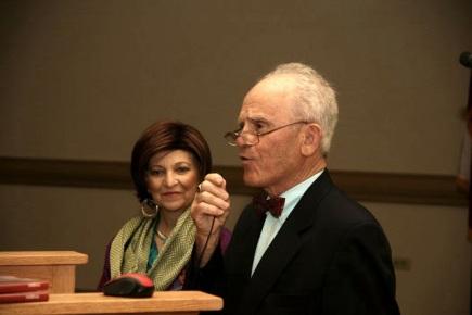 Drs. Carmen Tafolla & Mo Saidi