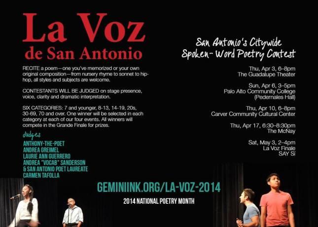 La Voz 2014